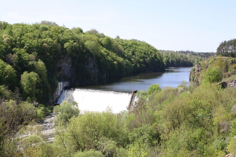 У річку Тетерів на Житомирщині запустять більше 6 тонн риби