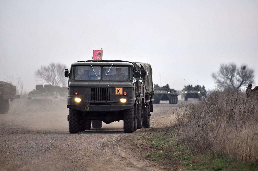 Нова армія: Батальйон морських піхотинців отримав місце постійної дислокації в Маріуполі
