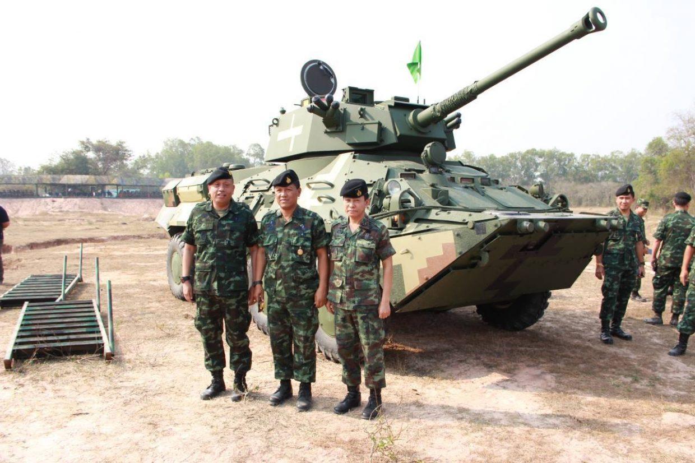 БТР-3 з бойовим модулем CMI Defence LCTS90