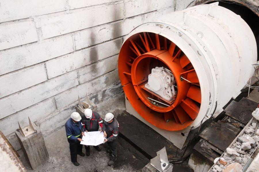 Криворізькі металурги отримали нове обладнання Українського виробництва