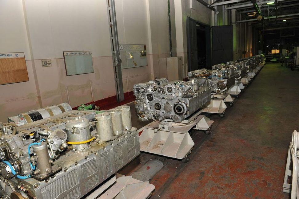 Україна успішно виконала замовлення Пакистану на виготовлення танкових двигунів