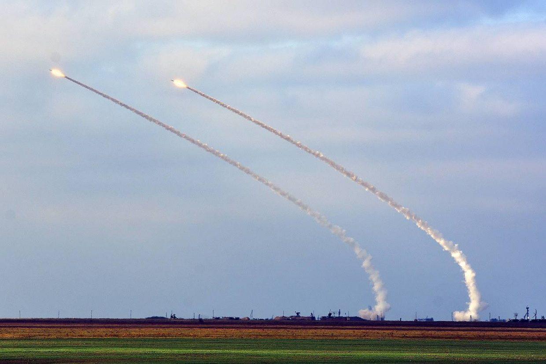 ЗРК стрільба С-300 С-125 ППО