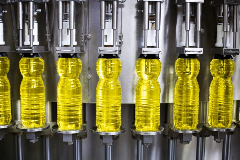 Виробництво соняшникової олії зросло більш, ніж на 30%