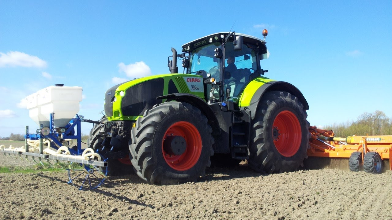 visit to an industry claas