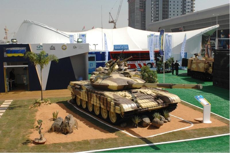 Україна виграла тендер напоставку комплектуючих дотанків T-72 в ЄС