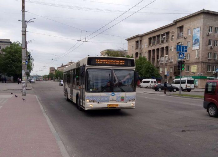 Маз автобус Запоріжжя