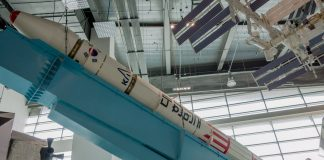 KSLV-II ракето-носій Корея