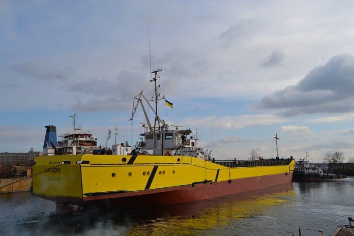 судно верф smg
