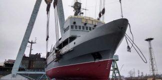 ВМС катер смела