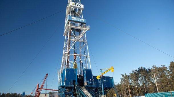 Компанія Ахметова очікує 10% ріст видобутку газу у 2019 році
