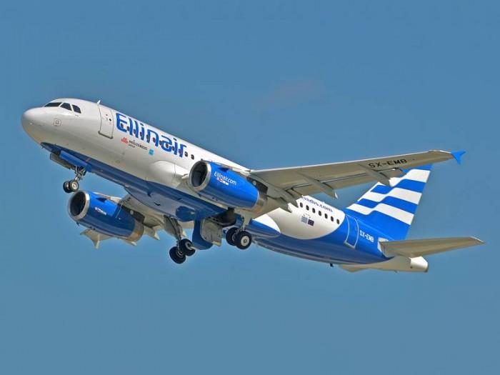 Ellinair вирішила відновити рейси вОдесу