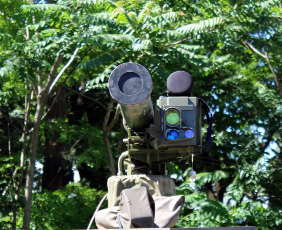 Foto: 93-Una brigada mecanizada separada \