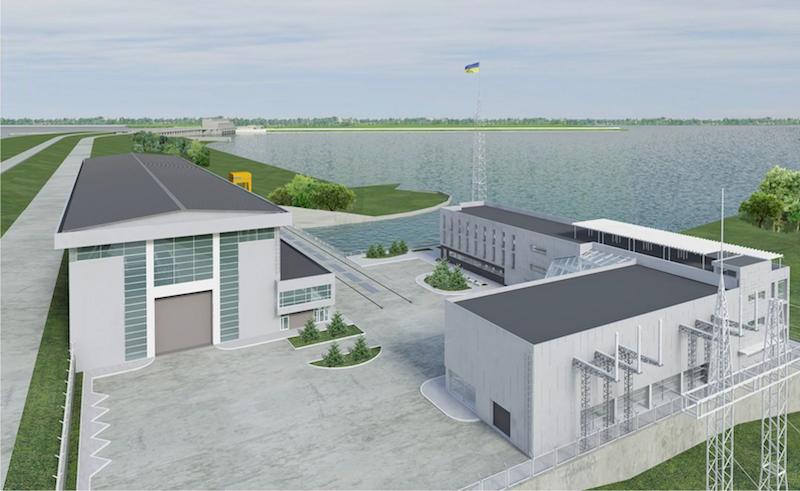 Каховська ГЕС-2: ведеться активна підготовка до будівництва