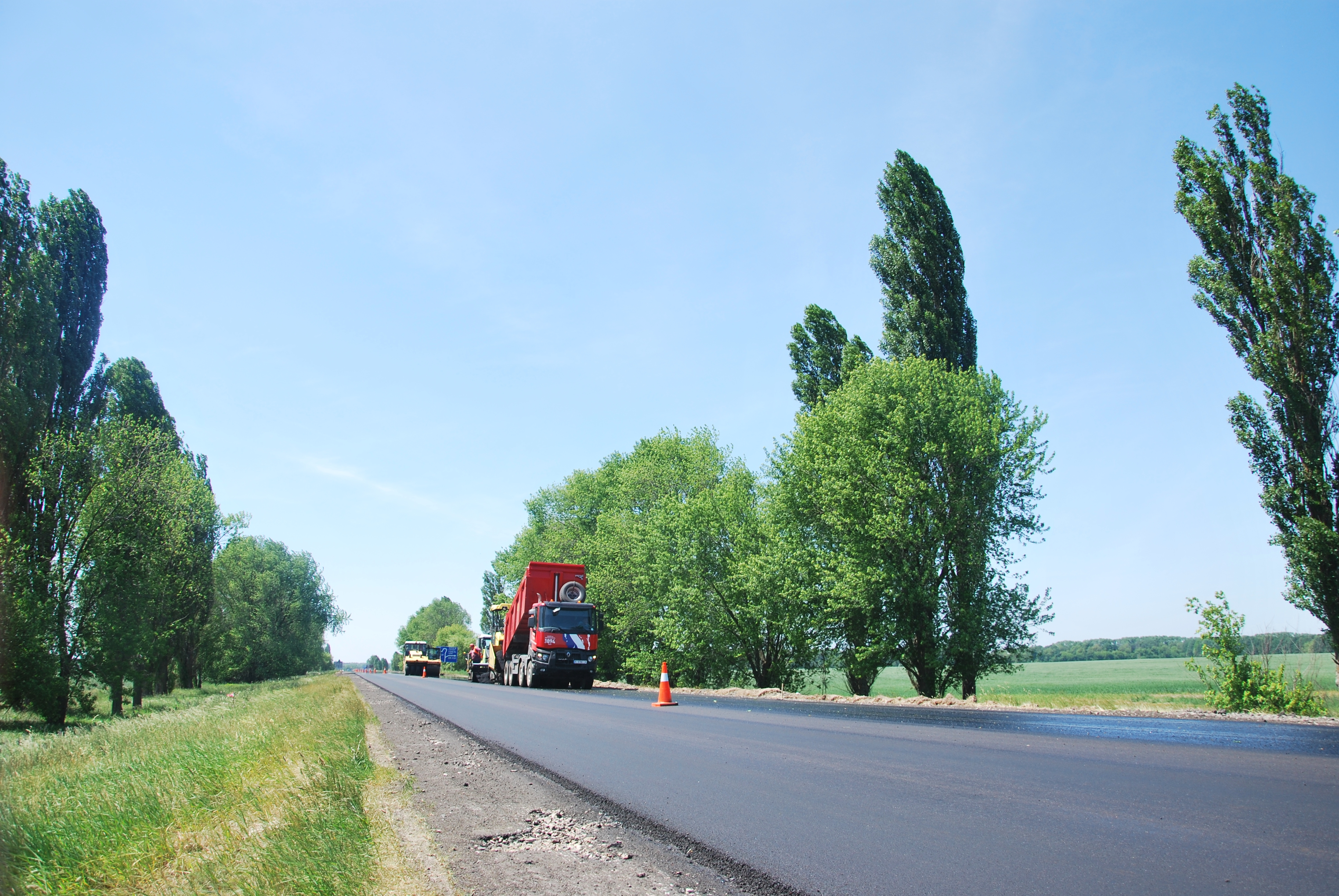 Служба автомобільних доріг у Чернігівській області
