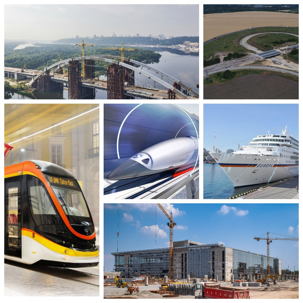 инфраструктура Украины