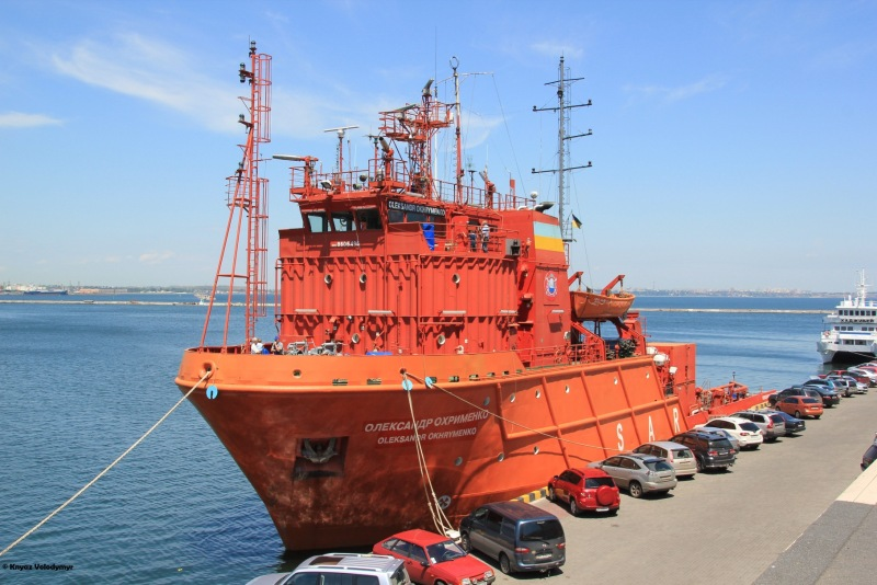 ВМС України до кінця року отримають нове судно забезпечення