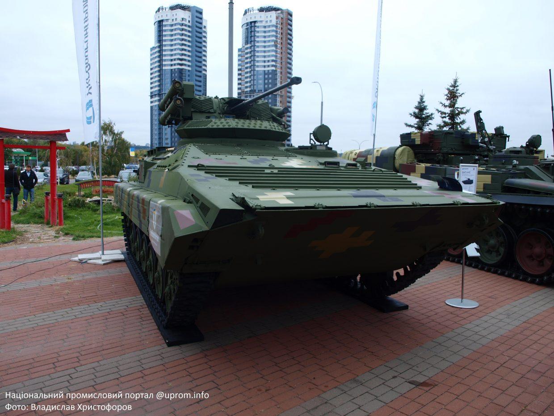 БМП-М1С Фото: Владислав Христофоров