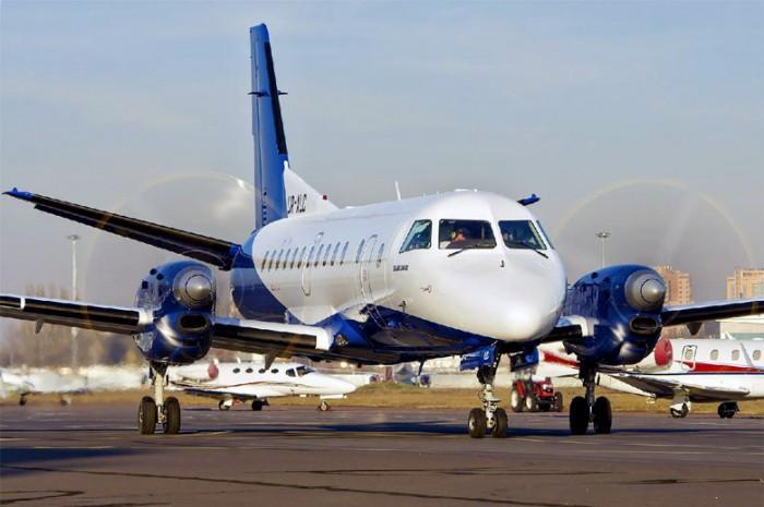 Аеропорт Миколаїв прийняв перший рейс після відкриття