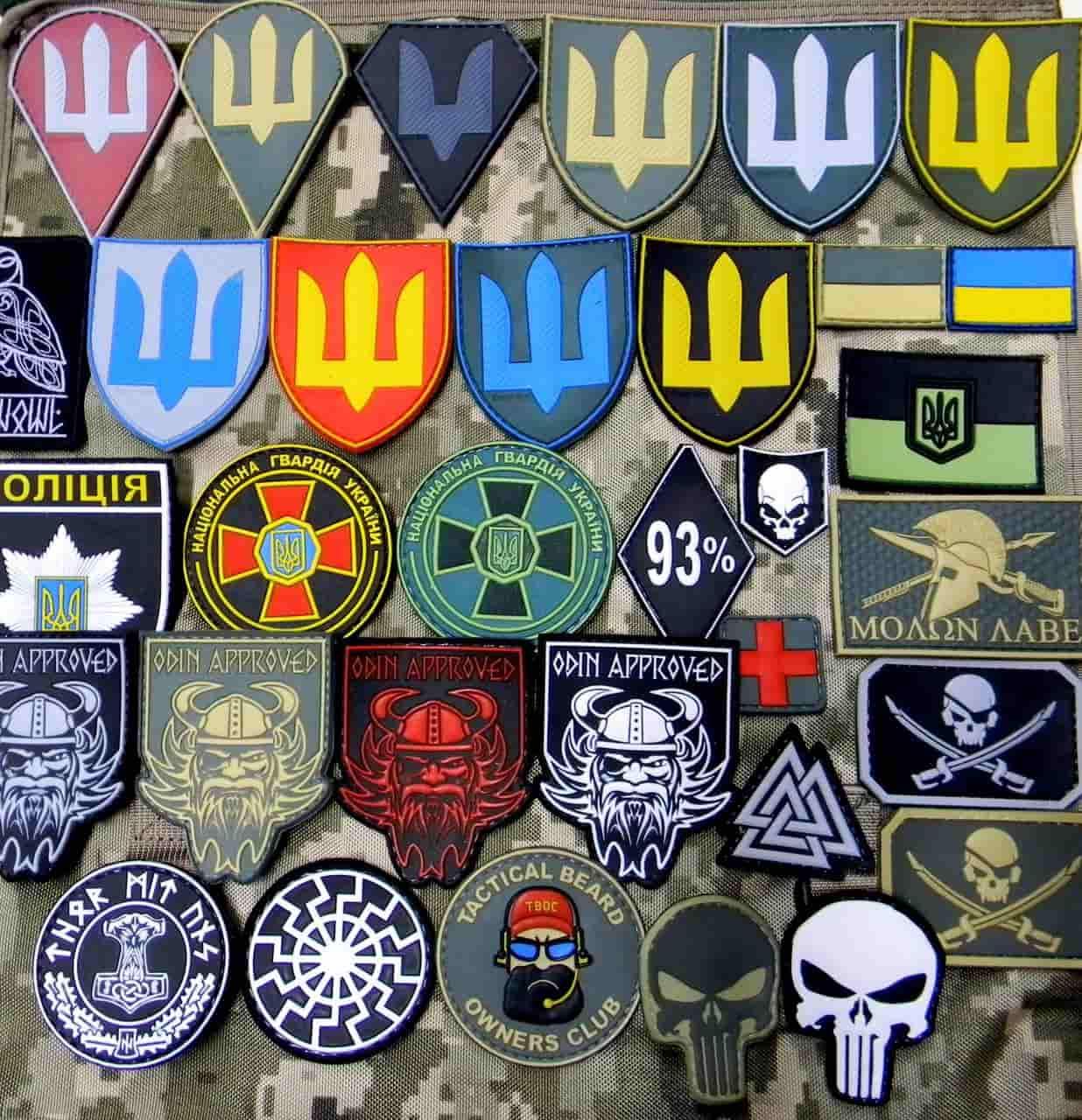 Нова Армія: Міноборони унормовує розробку нарукавних знаків