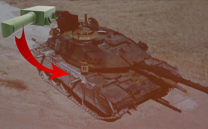40 турецьких танків будуть оснащені українськоим КАЗ