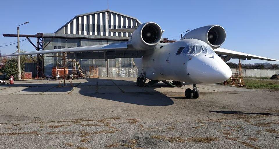 Одеська митниця виставить на продаж літак за 6,8 мільйона доларів