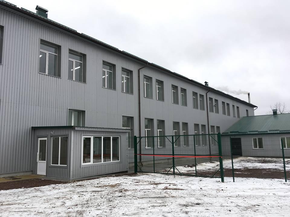 У Сумах відкрили текстильну фабрику на 400 робочих місць
