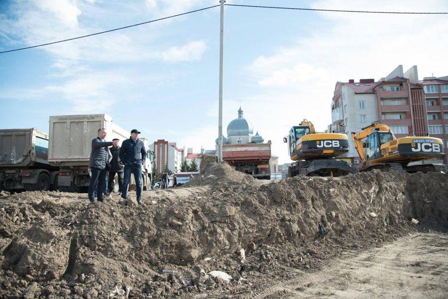 На Тернопільщині розпочали будівництво нової школи