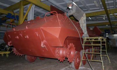 Збройні сили почали модернізацію комплексу машин управління вогнем самохідної артилерії